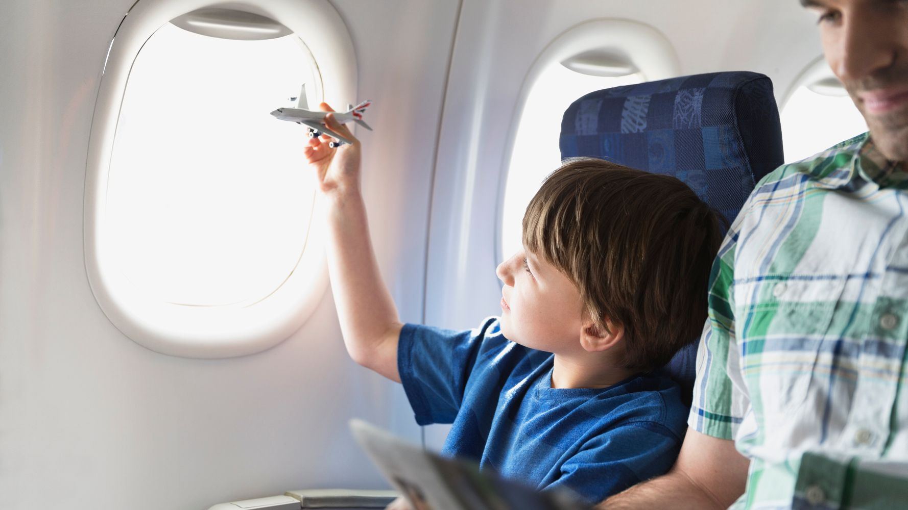 These Are The Best And Worst Airlines For Families