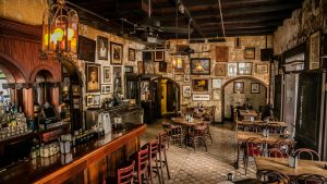 5 Haunted Restaurants Where You Can Have A Spooky Dinner