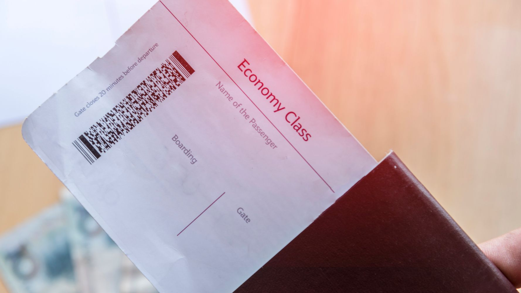 How Hackers Can Use Your Boarding Pass To Easily Steal Personal Information