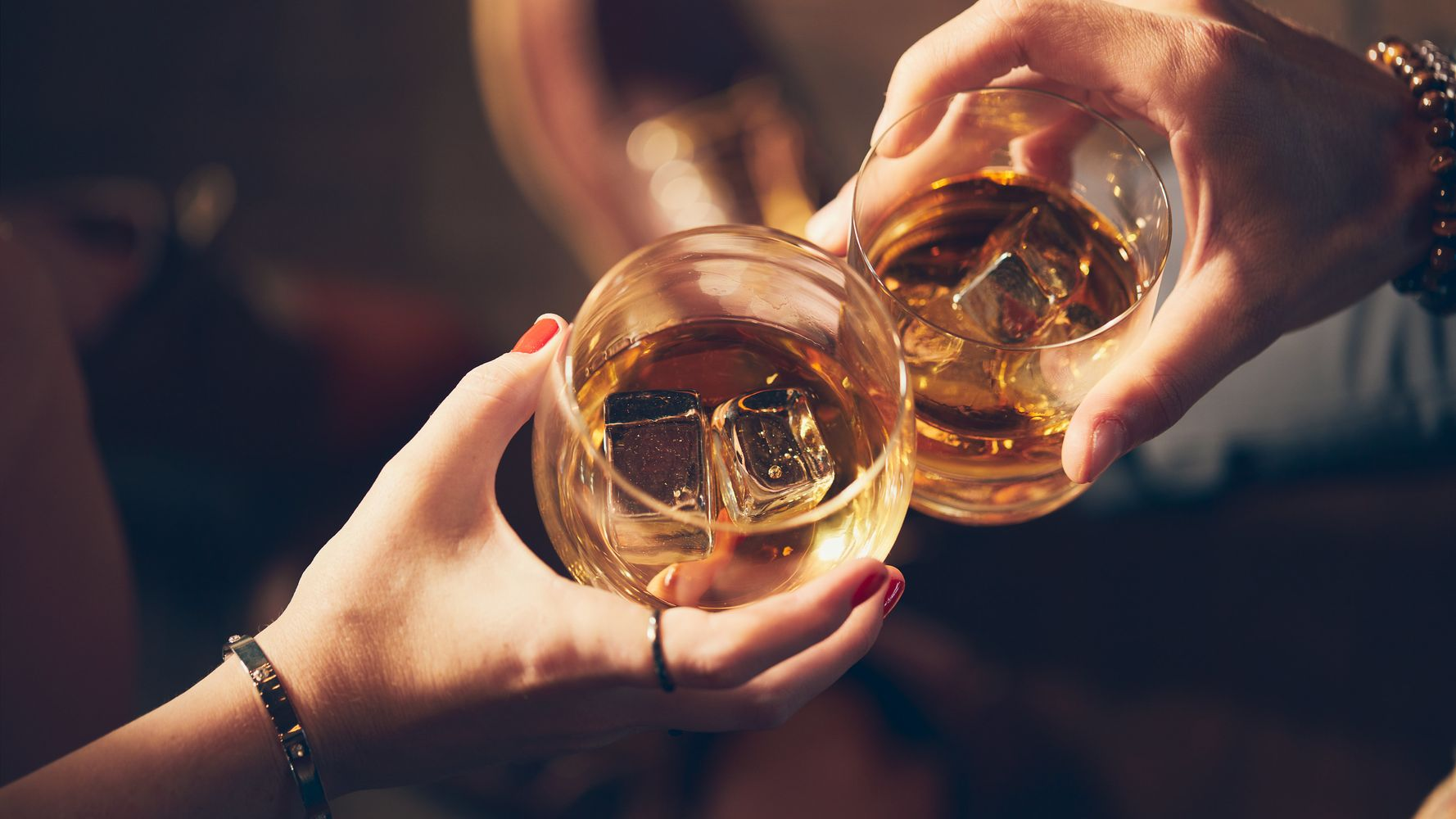 I Needed A Drink (And More) In Order To Have Sex With My Husband