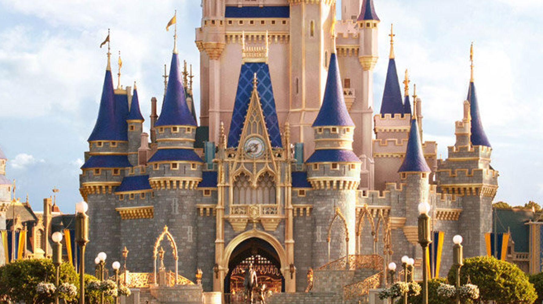 Walt Disney World's Cinderella Castle Is Getting A Major Makeover