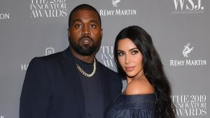 Kim Kardashian And Kanye West Are Keeping It As Friendly As Possible In Divorce