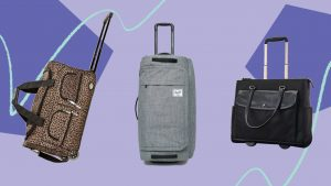 10 Cute Weekender Bags With Wheels For Your Next Trip