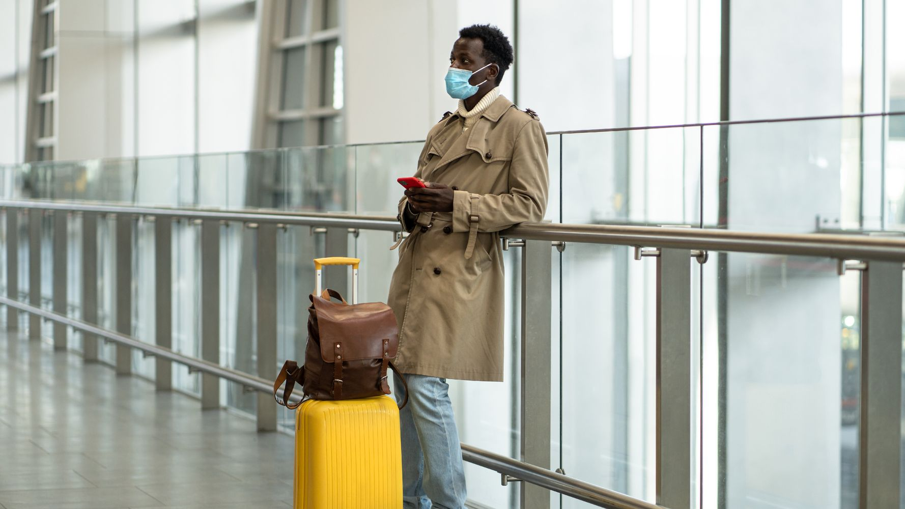The Germiest Places At The Airport