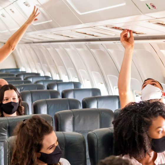 Flight Attendant Abuse Is Escalating. Here's How Passengers Can Help.